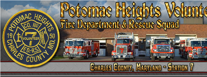 Potomac Heights Volunteer Fire Department & Rescue Squad